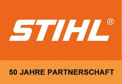 50 Jahre Stihl Partnerschaft