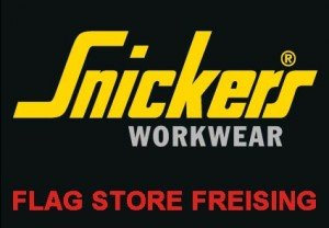 Snickers Workwear Flag Store Freising