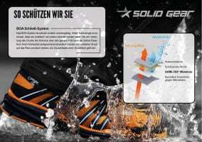 BOA-Solid-Gear Sicherheitsschuh