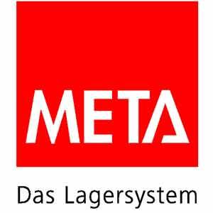 Meta - Das Lagersystem Logo