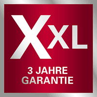 metabo xxl Garantie