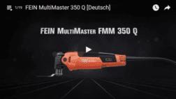 Fein Multimaster FFM 350 Q