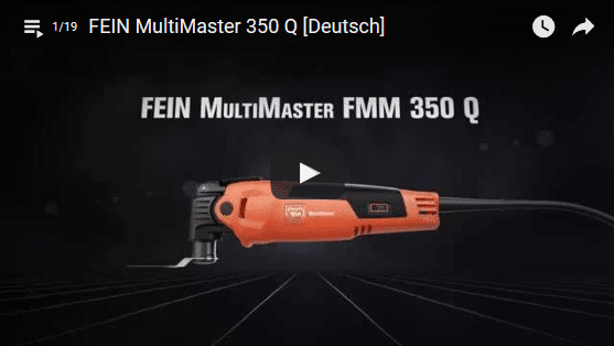 Fein Multimaster FFM 350 Q
