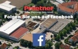 Praetner auf facebook