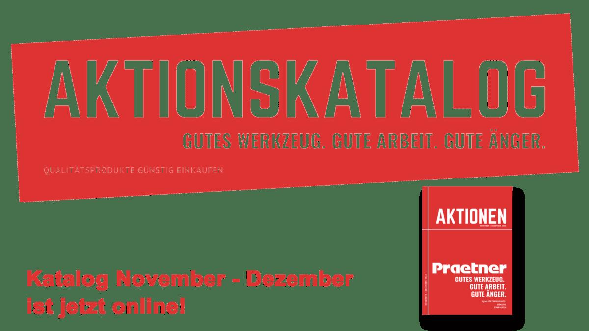 Aktionsangebote November Dezember 2018
