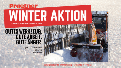Blogpost - Winteraktion Februar 2018