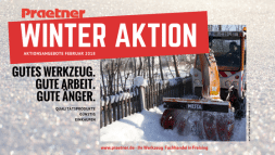 Blogpost - Winteraktion Februar 2018