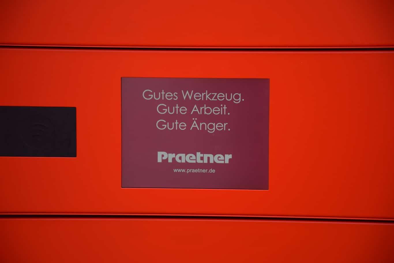 Abholbox Praetner