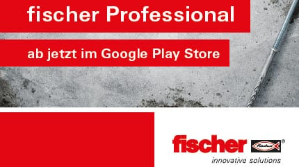 Fischer Professional App