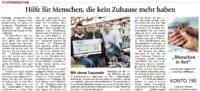 Spende Praetner 2018 - Menschen-in-Not